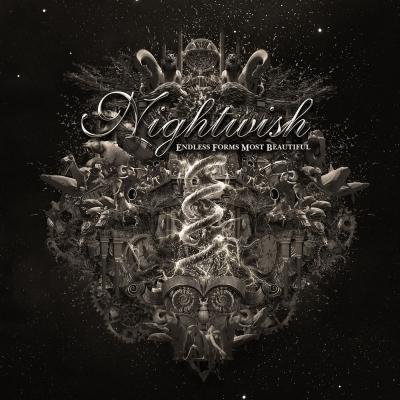 Nightwish - Endless Forms Most Beautiful (Deluxe Earbook Edition) (2015)