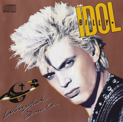 Billy Idol - 1986 - Whiplash Smile