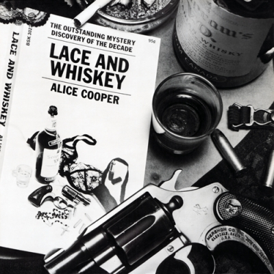 Alice Cooper - Lace And Whiskey (1977 LP)