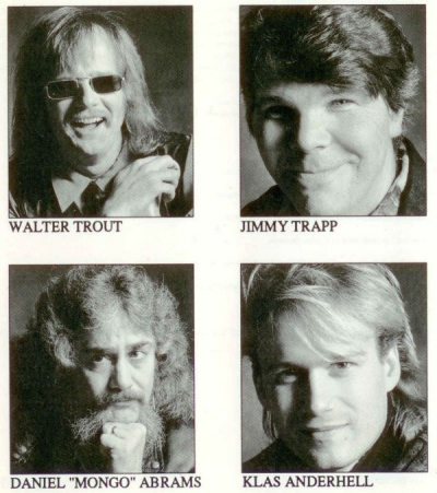 Walter Trout Band – Prisoner of a Dream (1991)