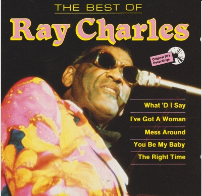 Ray Charles ‎– The Best Of Ray Charles (Original 50's Recordings) (1987) (CD - Rip)