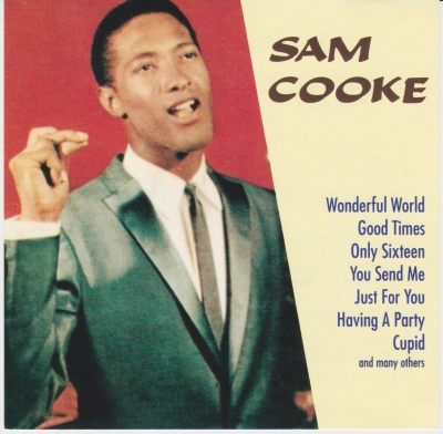 Sam Cooke ‎– Wonderful World (1990) (CD - Rip)