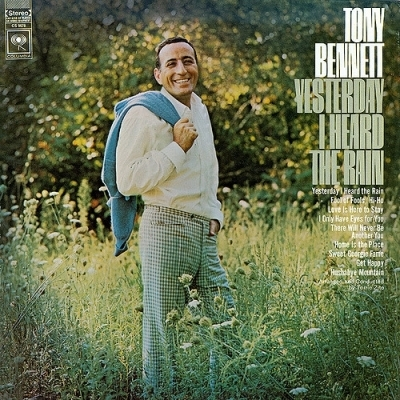 Tony Bennett - Yesterday I Heard The Rain (1968)