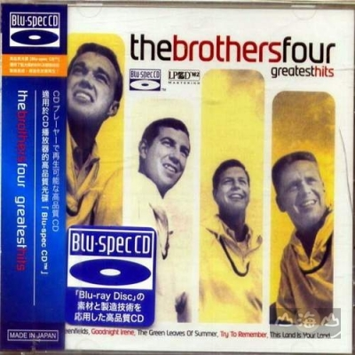 The Brothers Four - Greatest Hits [Japanese Remastered Edition] (2007) (CD Copy - Rip)