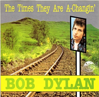 Bob Dylan ‎– The Times They Are A-Changin' (1993) (CD - Rip)