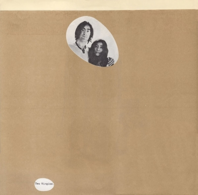 John Lennon and Yoko Ono - Unfinished Music No.1: Two Virgins (1968) + Unfinished Music No.2: Life with the Lions (1969)