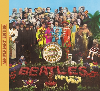 The Beatles - Sgt. Pepper's Lonely Hearts Club Band (50th Anniversary Super Deluxe Edition) (1967/2017)
