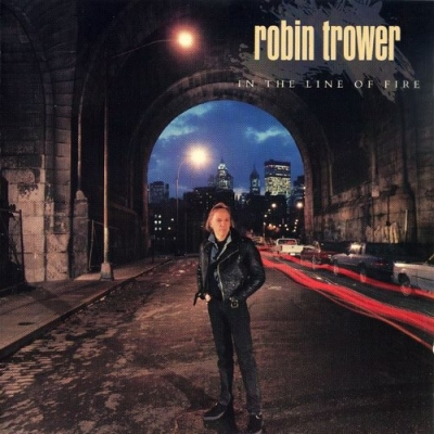 Robin Trower - In The Line Of Fire (1990)