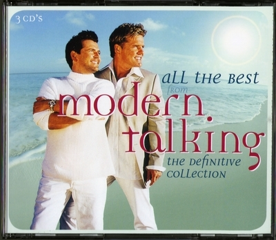 Modern Talking - All The Best: The Definitive Collection (2008) [Box Set, 3CD]