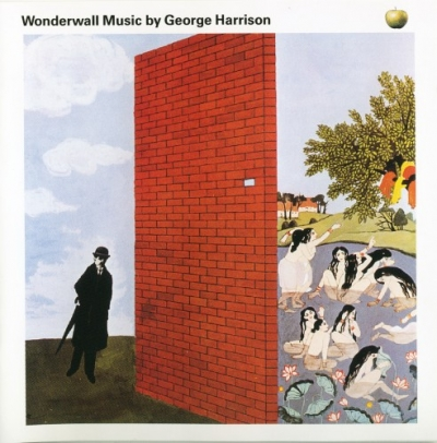 George Harrison - Wonderwall Music (1968/1992)