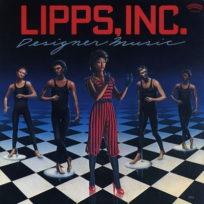 Lipps, Inc - Designer Music (1981) [LP-rip]