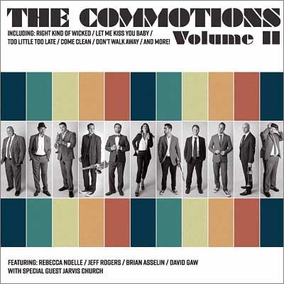 The Commotions - Volume II (2017)