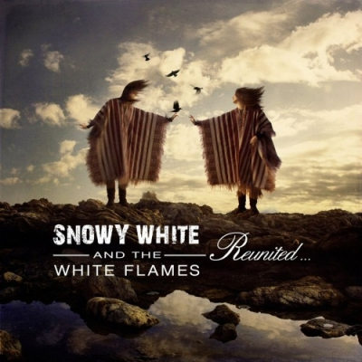 Snowy White & The White Flames - Reunited (2017)