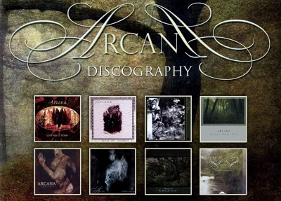 Arcana (A Peter Bjärgö Project) - Discography (2017)