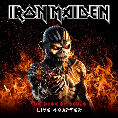 Iron Maiden - The Book of Souls: Live Chapter (Deluxe Edition) (2017)
