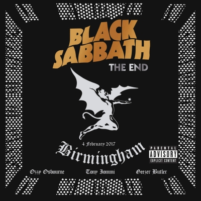 Black Sabbath - The End: Live In Birmingham (Deluxe Edition) (2017)
