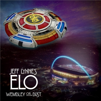 Jeff Lynne's ELO - Wembley or Bust (2017)(2CD)