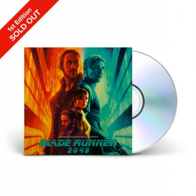 OST - Blade Runner 2049 (Limited Edition) (2017)