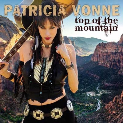 Patricia Vonne - Top of the Mountain (2018)