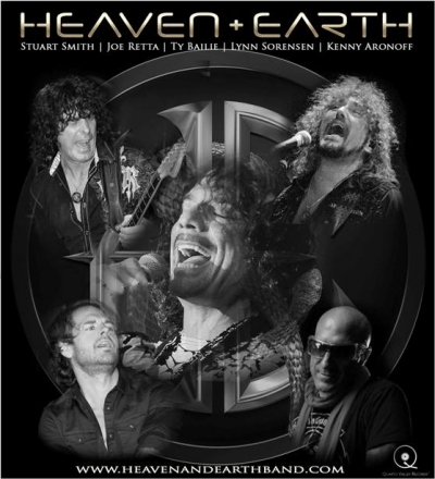 Heaven & Earth - Hard To Kill (2017) [CD+DVD]