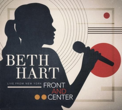 Beth Hart – Live From New York - Front and Center CD/DVD (2018)