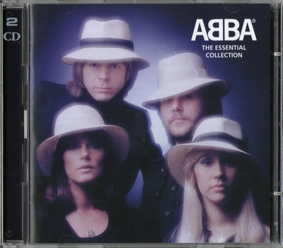 ABBA - The Essential Collection (2012) [2CD]