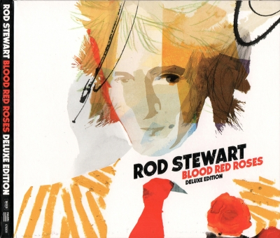Rod Stewart - Blood Red Roses (Deluxe Edition) 2018