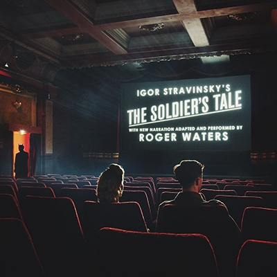 Igor Stravinsky, Roger Waters – The Soldier's Tale. Narrated by Roger Waters (2018)