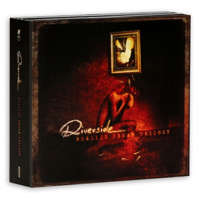Riverside - Reality Dream Trilogy (Box-Set) 6CDs (2011)