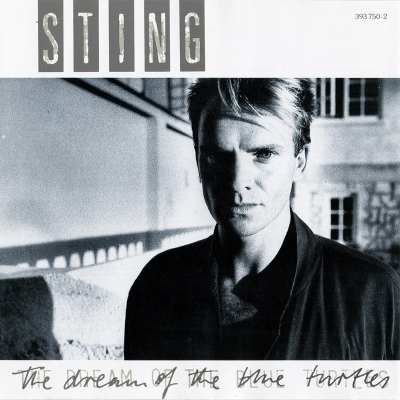 Sting - Sting - The Dream of the Blue Turtles (1985)