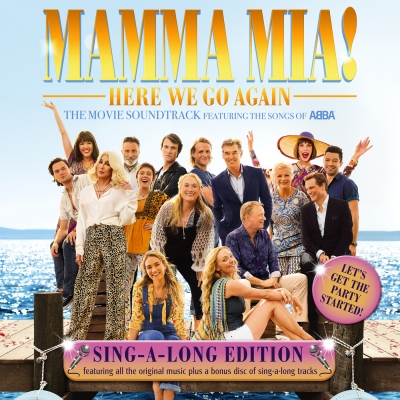 Various Artists - Mamma Mia! 2 / Mamma Mia! Here We Go Again (Sing-A-Long Edition) (2CD) (2018)