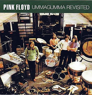 Pink Floyd - UmmaGumma Revisited [2014, 2 CD version]