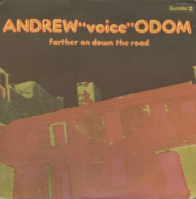 Andrew 'Voice' Odom - Farther On Down the Road (1973) [Vinyl-Rip]