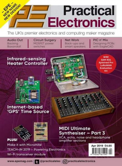 Practical Electronics №4 (April 2019)