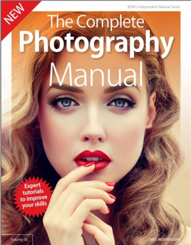 The Complete Photography Manual Vol. 16
