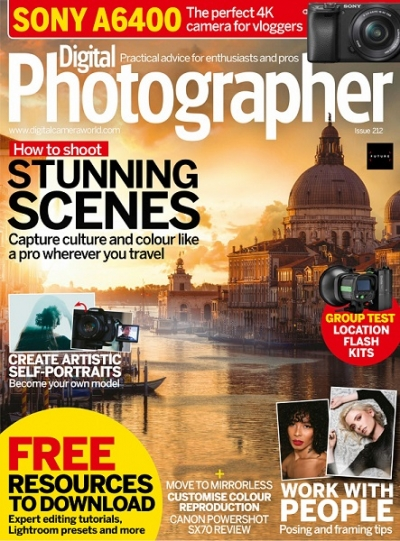 Digital Photographer №212 (May 2019)