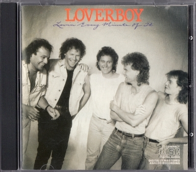 Loverboy - Lovin' Every Minute Of It (1985)