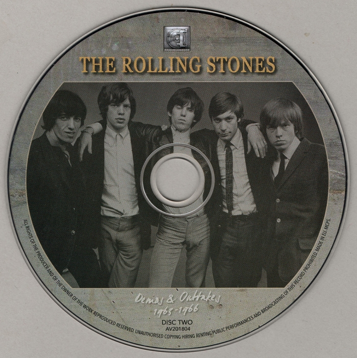 The Rolling Stones - Demos & Outtakes 1963-1966 (2019) [2CD]