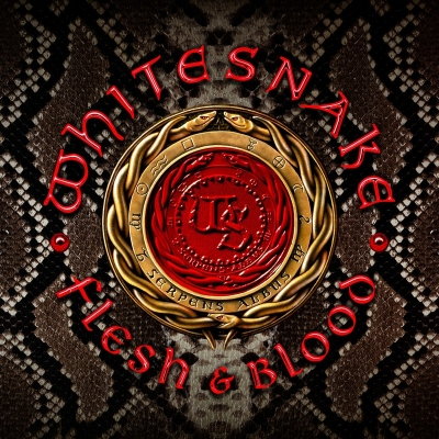 Whitesnake - Flesh & Blood (Deluxe Edition) (2019)