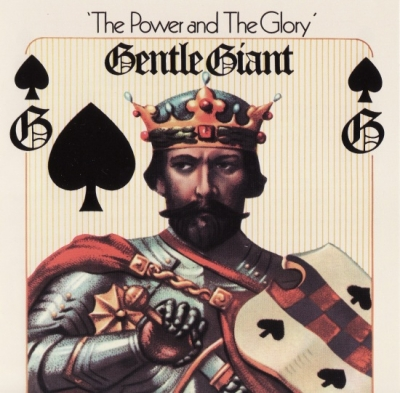 Gentle Giant – The Power and The Glory (1974)