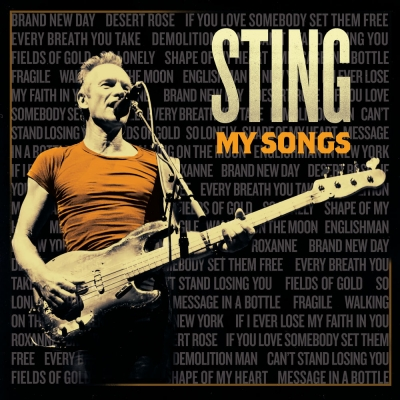 Sting - My Songs (Deluxe Edition) (2019)