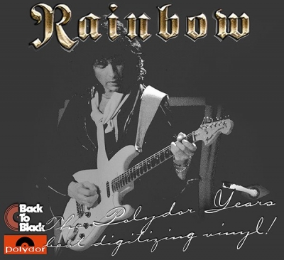 Rainbow - «The Polydor Years» (9 x LP • Remastered) (2014) [Vinyl-Rip, 24Bit/96kHz]