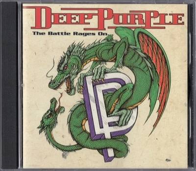 Deep Purple - The Battle Rages On... (1993)