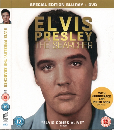 Elvis Presley - The Searcher (The Original CD Soundtrack) (2018)