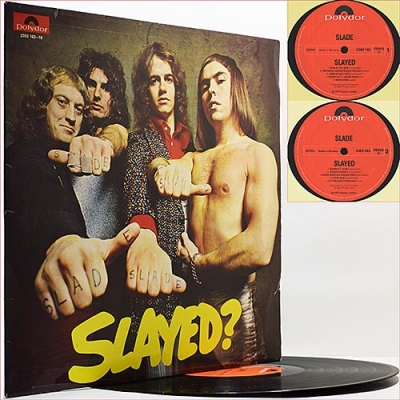 Slade - Slayed (1972) (Vinyl)