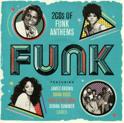 Various Artists - Funk (2 CD of Funk Anthems) (2015)