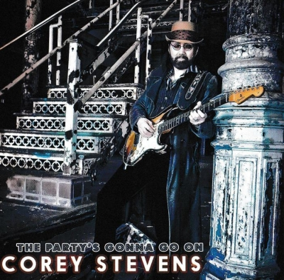 Corey Stevens - The Party's Gonna Go On (2018)
