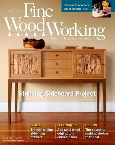 Fine Woodworking №277 (September-October 2019)