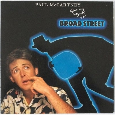 Paul McCartney - Give My Regards To Broad Street (1984) [CDP 7 46043 2]