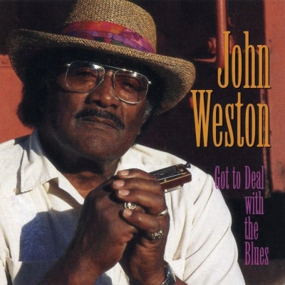 John Weston - Got To Deal With The Blues (1997)